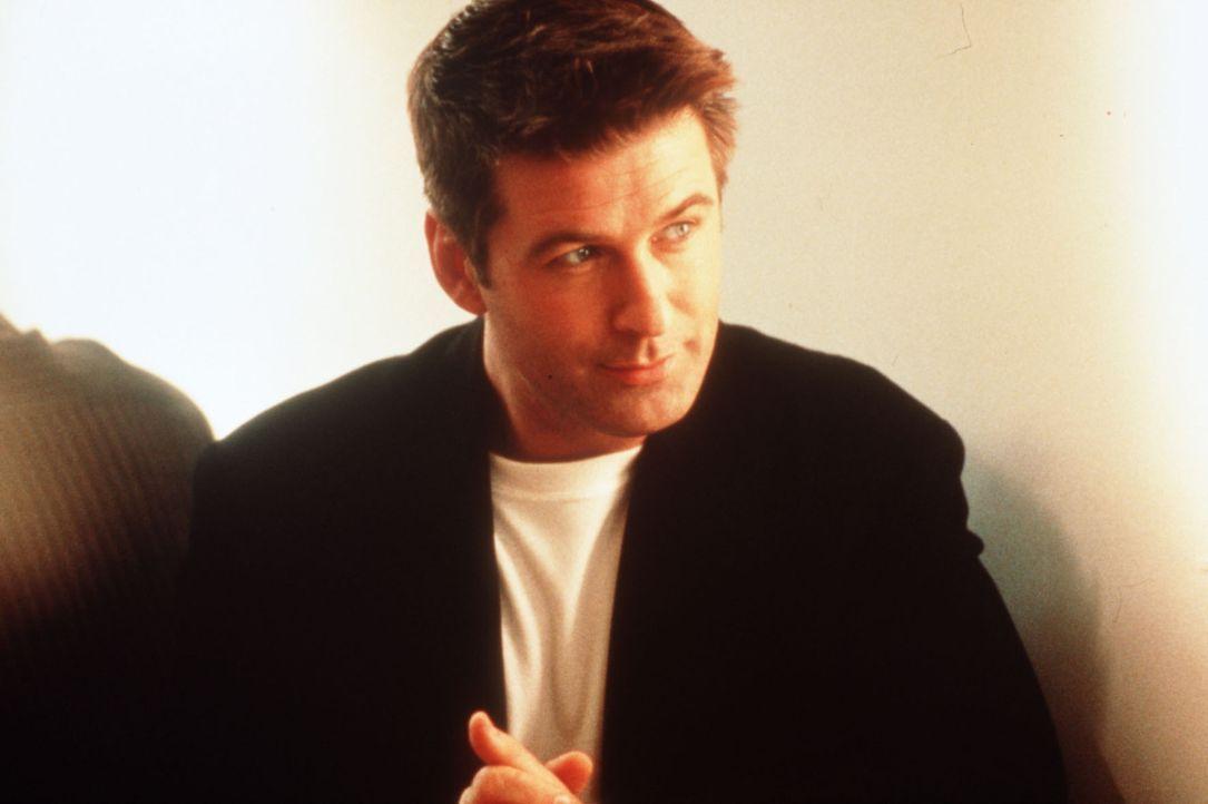 """""""Der Lehrer"""" (Alec Baldwin) - smart, gebildet und eiskalt. Er steht auf der Gehaltsliste des Mafiabosses Boffano ... - Bildquelle: Columbia TriStar"""