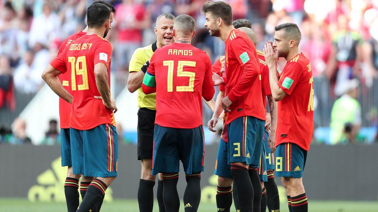 Fairplay Award: Spanien - Bildquelle: 2018 Getty Images