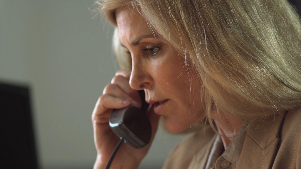 Hat sie den Mörder von Stephanie Bennett gefunden? Ermittlerin Jackie Taylor bekommt vermeintlich gute Nachrichten aus dem DNA-Labor ... - Bildquelle: MMXVI LMNO Cable Group, Inc.