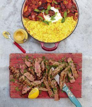 Steak Grillen Nach Einem Rezept Von Jamie Oliver