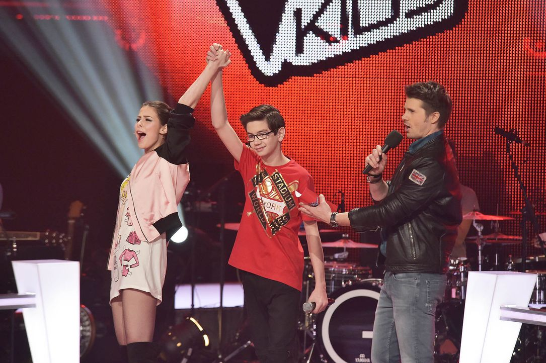 The-Voice-Kids-Stf03-Epi05-Teaser-01-Samuel-SAT1-Andre-Kowalski - Bildquelle: SAT.1/ Andre Kowalski