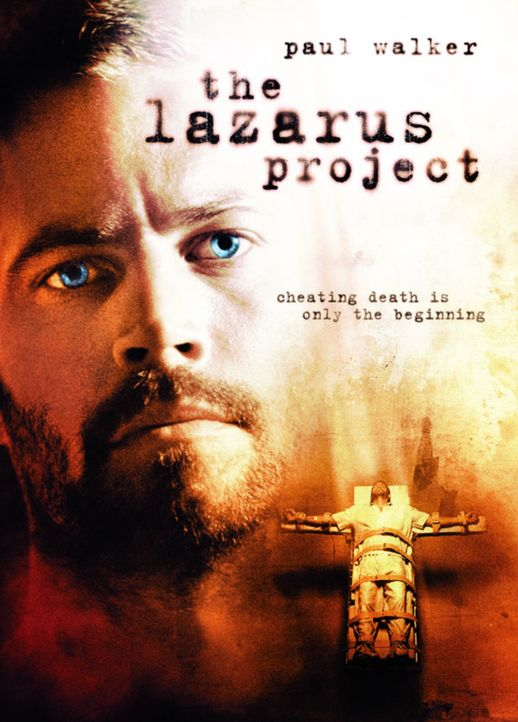 THE LAZARUS PROJECT - Plakatmotiv - Bildquelle: 2008 Medea Capital LLC. All Rights Reserved.