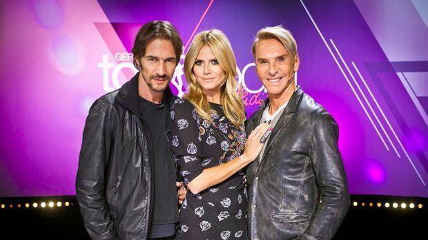 Germany's next Topmodel Jury 2015 Staffel 10