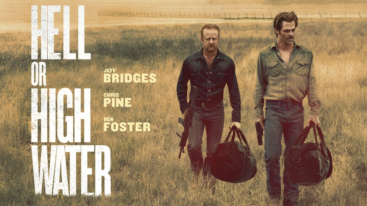 Hell or High Water - Artwork - Bildquelle: 2016 CBS Films. All Rights Reserved.