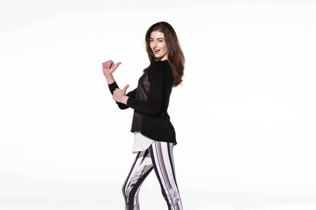 Germanys-next-Topmodel-Staffel09-Sarah-Bauendahl_05 - Bildquelle: Martin Bauendahl