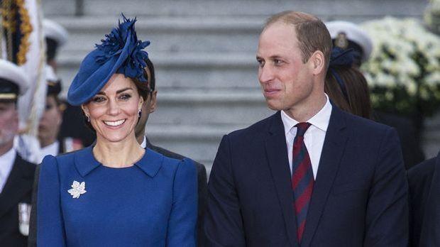 Kate Middleton verärgert Queen: Kleiderpanne bei Staatsbesuch
