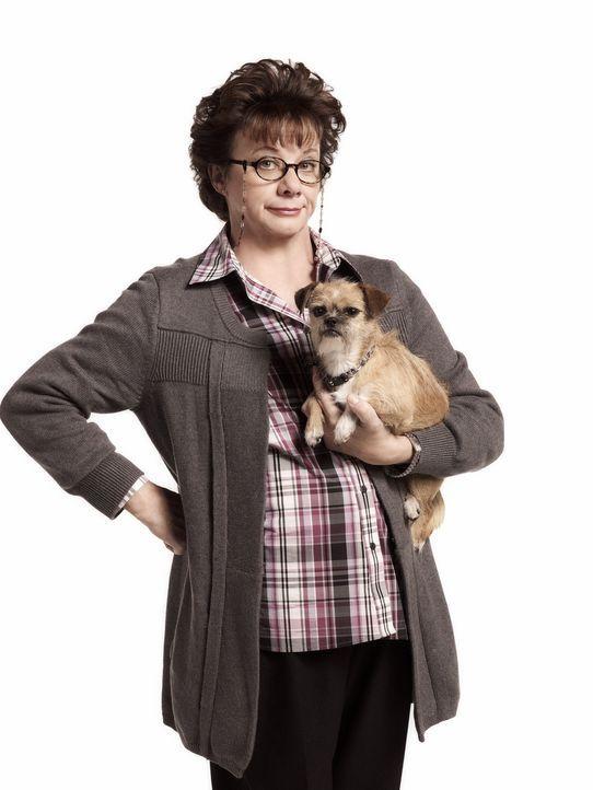 (2. Staffel) - Mikes Mutter Peggy (Rondi Reed) macht es Molly nicht immer leicht ... - Bildquelle: Warner Brothers