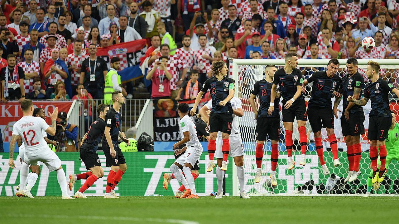 Kroaten sind Comeback-Könige - Bildquelle: 2018 Getty Images