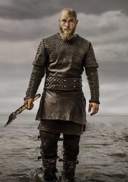 (3. Staffel) - Sein Herz trachtet danach, zur See zu fahren, ferne Länder zu entdecken und mit Ruhm und reicher Beute zurückzukehren: Ragnar Lothbro... - Bildquelle: 2015 TM PRODUCTIONS LIMITED / T5 VIKINGS III PRODUCTIONS INC. ALL RIGHTS RESERVED.