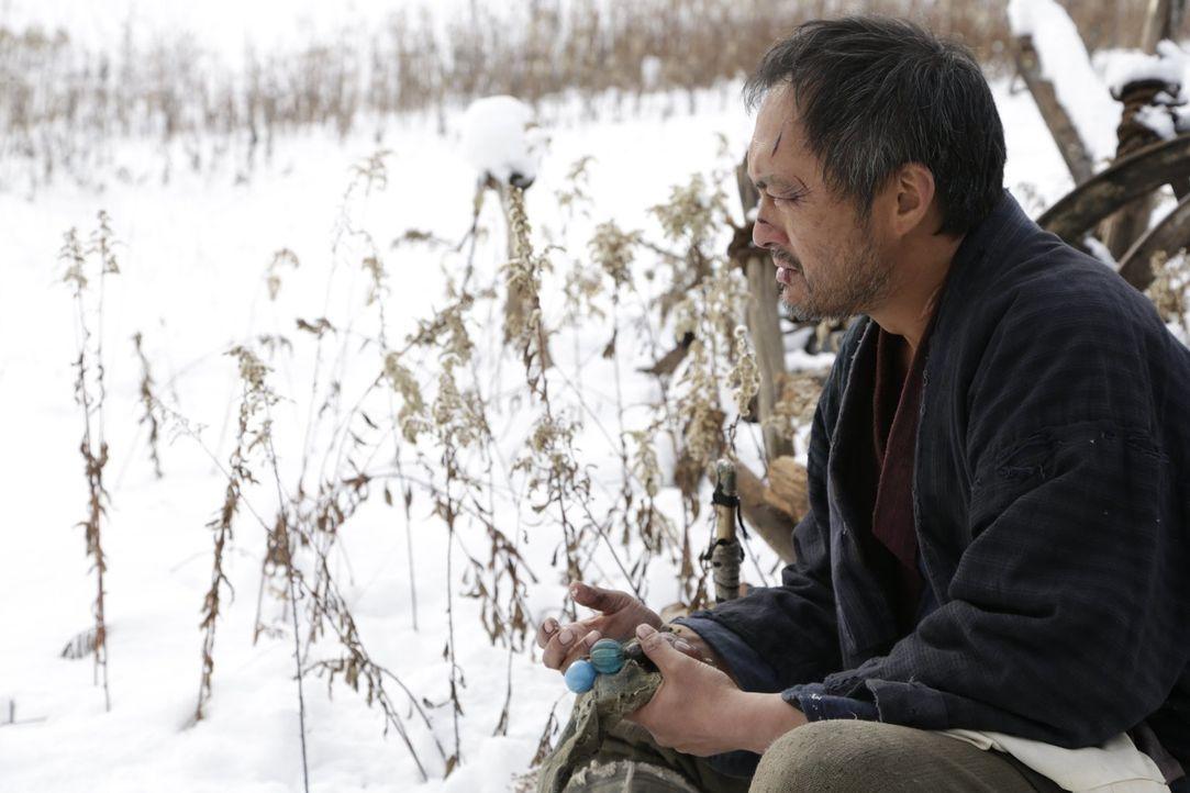 Vor Jahren floh der ehemalige Samurai Jubee Kamata (Ken Watanabe) vor den Regierungskräften, doch nachdem er all seine Verfolger getötet hatte und v... - Bildquelle: Warner Bros.