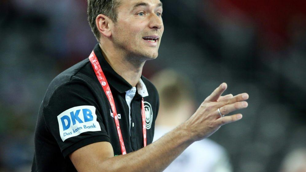 Vollzog fünf Änderungen: Bundestrainer Christian Prokop - Bildquelle: AFPAFPSTR