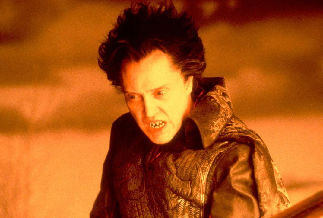 Der kopflose Reiter (Christopher Walken) hat seinen Kopf wieder ... - Bildquelle: Constantin Film