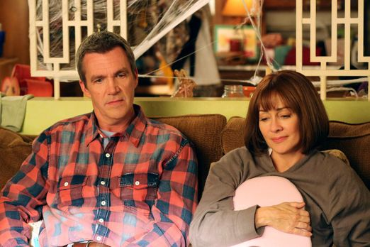 The Middle - Mike (Neil Flynn, l.) und Frankie (Patricia Heaton, r.) sind wen...