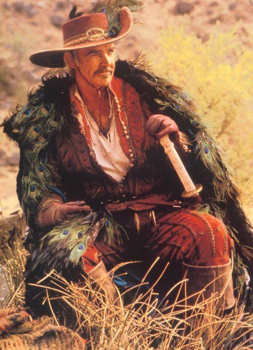 Der Edelmann Ramirez (Sean Connery) ist ein erfahrener Schwertkämpfer, kann er sich jedoch gegen den brutalen Kurgan durchsetzen? - Bildquelle: 20th Century Fox Film Corporation