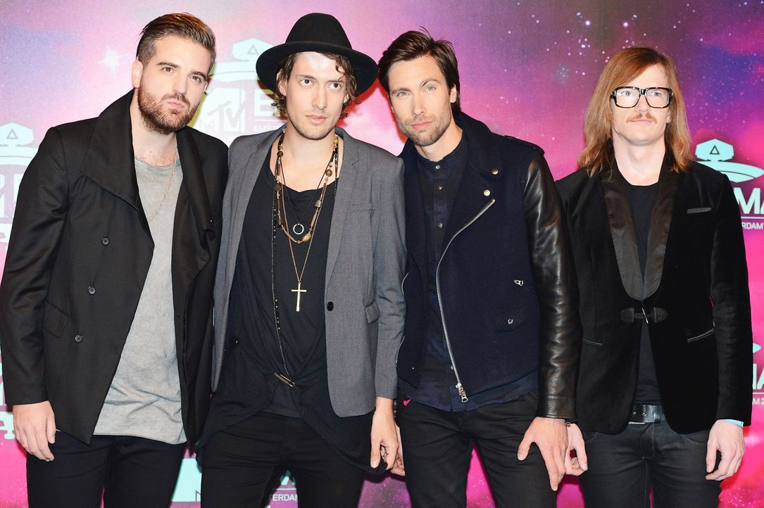 EMA-Imagine-Dragons-13-11-10-WENN-com - Bildquelle: WENN.com