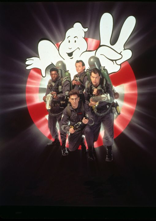 Ghostbusters ll ... - Bildquelle: 1989 Columbia Pictures Industries, Inc. All Rights Reserved.