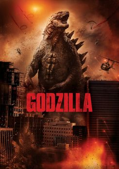 Godzilla - GODZILLA - Artwork - Bildquelle: 2014   Warner Bros.