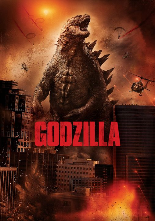 GODZILLA - Artwork - Bildquelle: 2014   Warner Bros.