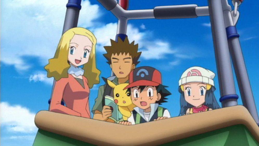 Pokémon: Der Aufstieg von Darkrai - Bildquelle: 2014 Pokémon.  1997-2014 Nintendo, Creatures, GAME FREAK, TV Tokyo, ShoPro, JR Kikaku. TM, ® Nintendo.