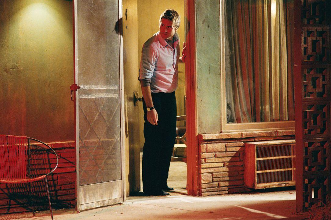 Durch Zufall entdeckt David (Luke Wilson) im seinem Hotelzimmer Kameras. Da wird ihm klar, dass er und seine Frau die nächsten Opfer einer perversen... - Bildquelle: 2007 CPT Holdings, Inc. All Rights Reserved. (Sony Pictures Television International)