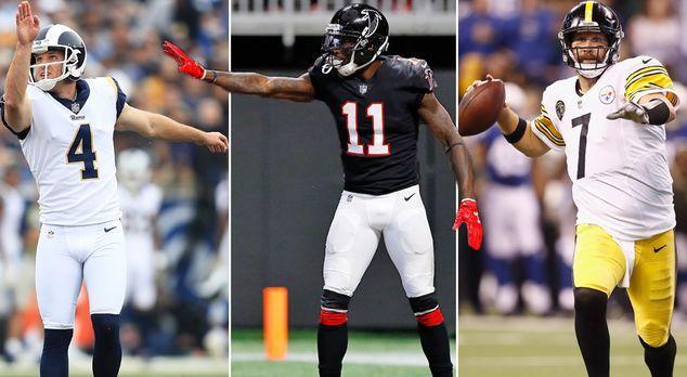 Woche 12: Das Top-Team im NFL Fantasy Manager - Bildquelle: 2017 Getty Images