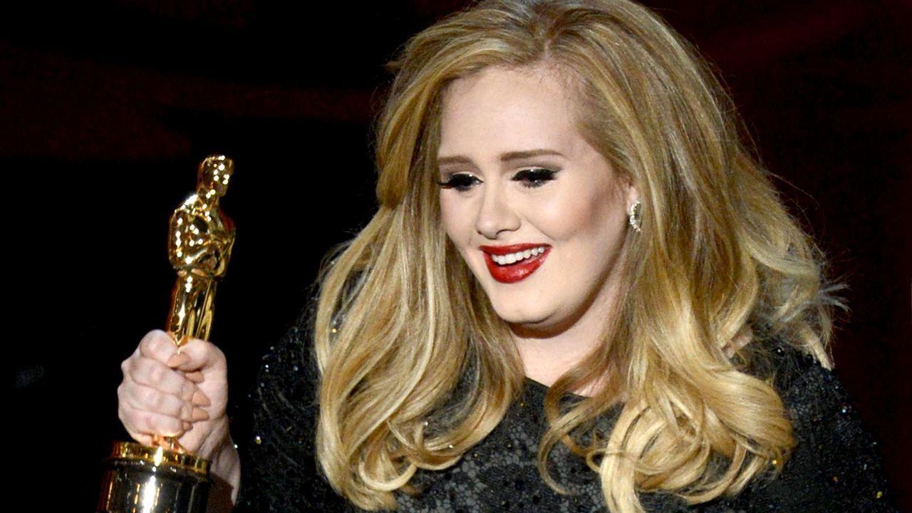 Adele-2013-2-24-getty-AFP - Bildquelle: getty AFP