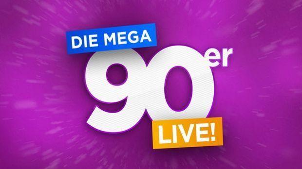 Mega 90er Live Tour 2016
