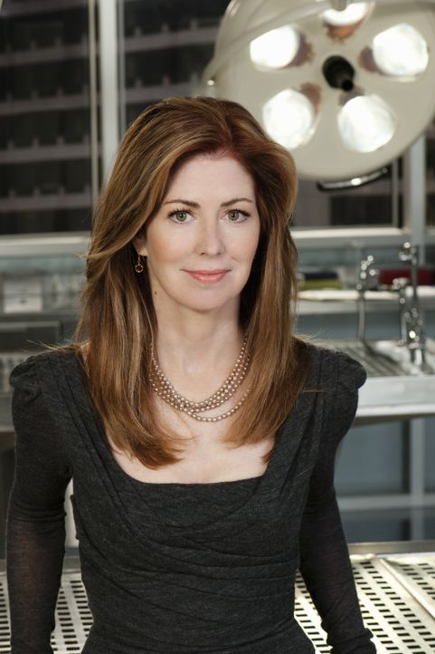 (1. Staffel) - Dr. Megan Hunt (Dana Delany) war eine brillante Neurochirurgin, deren Karriere nach einem schweren Autounfall schlagartig ein Ende ge... - Bildquelle: 2010 American Broadcasting Companies, Inc. All rights reserved.