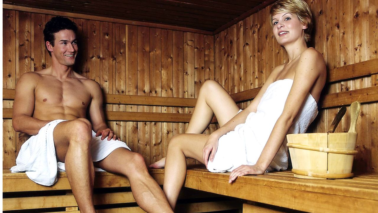 finnland-sauna-2005-01-26-tmn-dpa - Bildquelle: usage Germany only, Verwendung nur in Deutschland