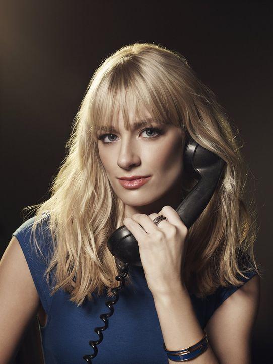 (2. Staffel) - 2 Broke Girls: Caroline Channing (Beth Behrs) ... - Bildquelle: Warner Bros. Television