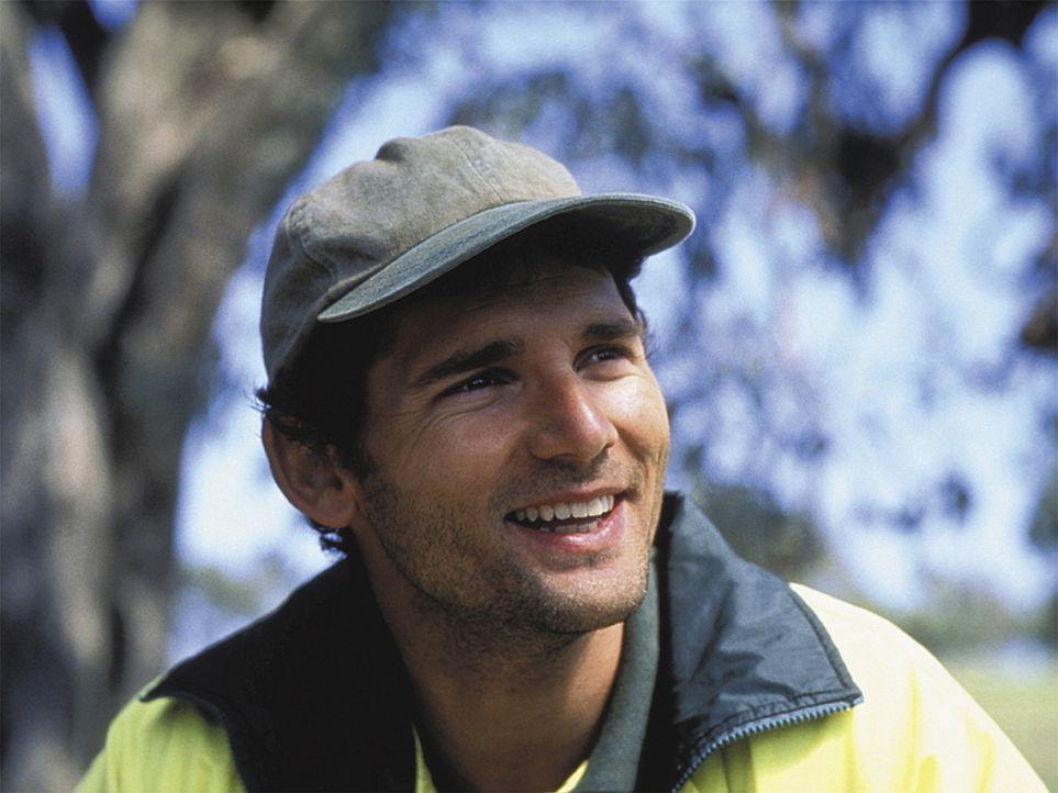 Eigentlich ist Bauarbeiter Lotto (Eric Bana) leicht glücklich zu machen - ein kühles Bierchen reicht in der Regel schon aus ... - Bildquelle: Overseas FilmGroup