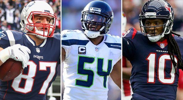 Das All Pro First Team der NFL-Saison 2017 - Bildquelle: Getty Images