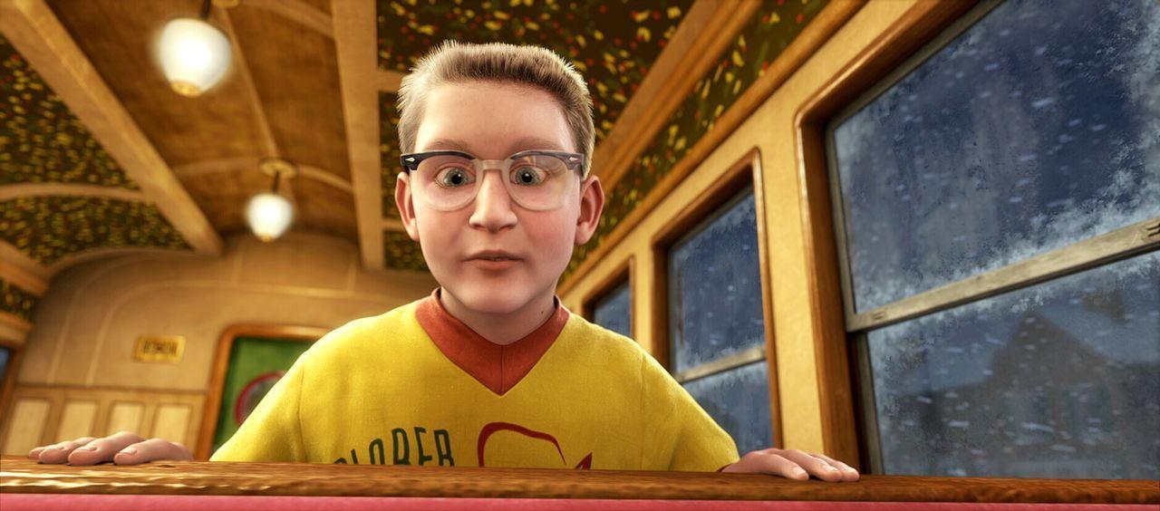 Mit an Bord: Ein neunmalkluger Junge, der kein Blatt vor den Mund nimmt und sein Wissen stets kundtun muss ... - Bildquelle: Warner Bros. Pictures
