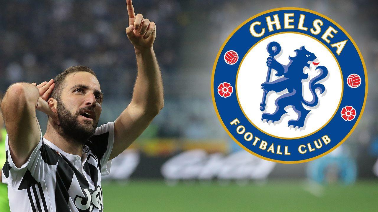 Gonzalo Higuain zum FC Chelsea - Bildquelle: 2018 Getty Images