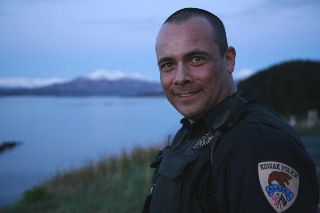 Roland Zeitlers Revier ist die Insel Kodiak in Alaska. Die Sitten sind rau, der Schnaps fließt reichlich. Da landet schon mal ein betrunkener Matro... - Bildquelle: kabel eins