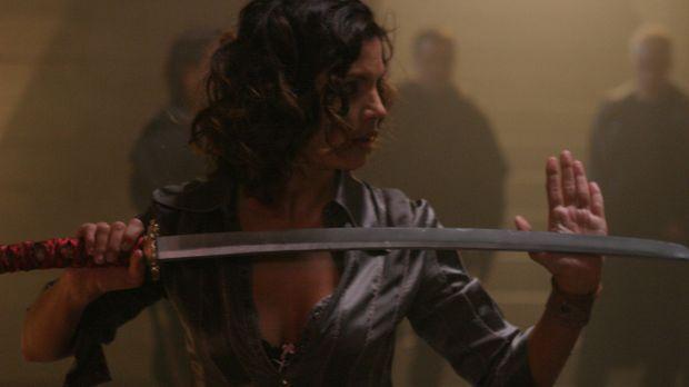 Endlich wieder aus dem Koma erwacht: Cordelia (Charisma Carpenter) © The WB T...