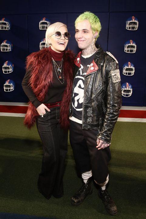 Rita Ora und Ricky Hilfiger - Bildquelle: AFP