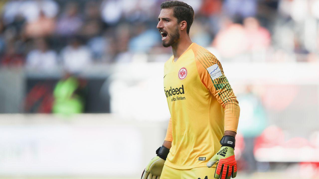 Kevin Trapp (Eintracht Frankfurt) - Bildquelle: 2018 Getty Images
