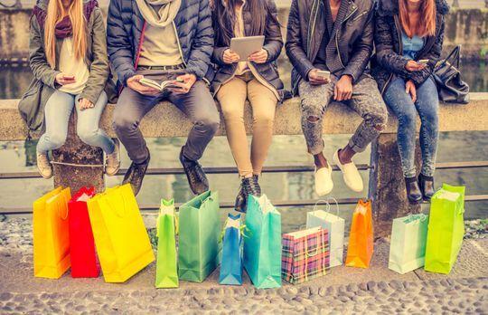 Die größten Konsumtrends 2017 - Seit 25 Jahren steigen die Konsumausgaben pri...