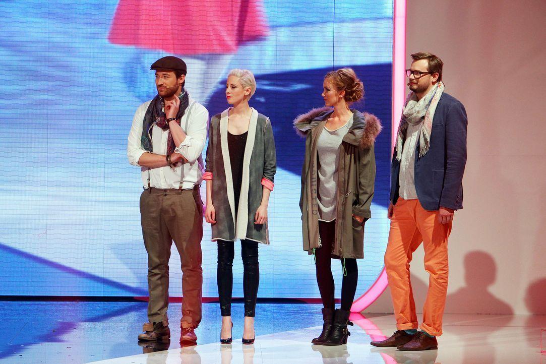 Fashion-Hero-Epi03-Show-087-ProSieben-Richard-Huebner - Bildquelle: Richard Huebner