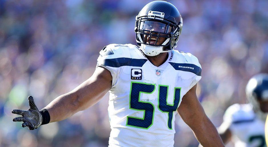 Linebacker C: Bobby Wagner (Seattle Seahawks) - Bildquelle: 2017 Getty Images