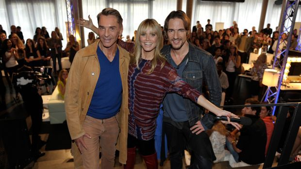 Germany' s next Topmodel Jury