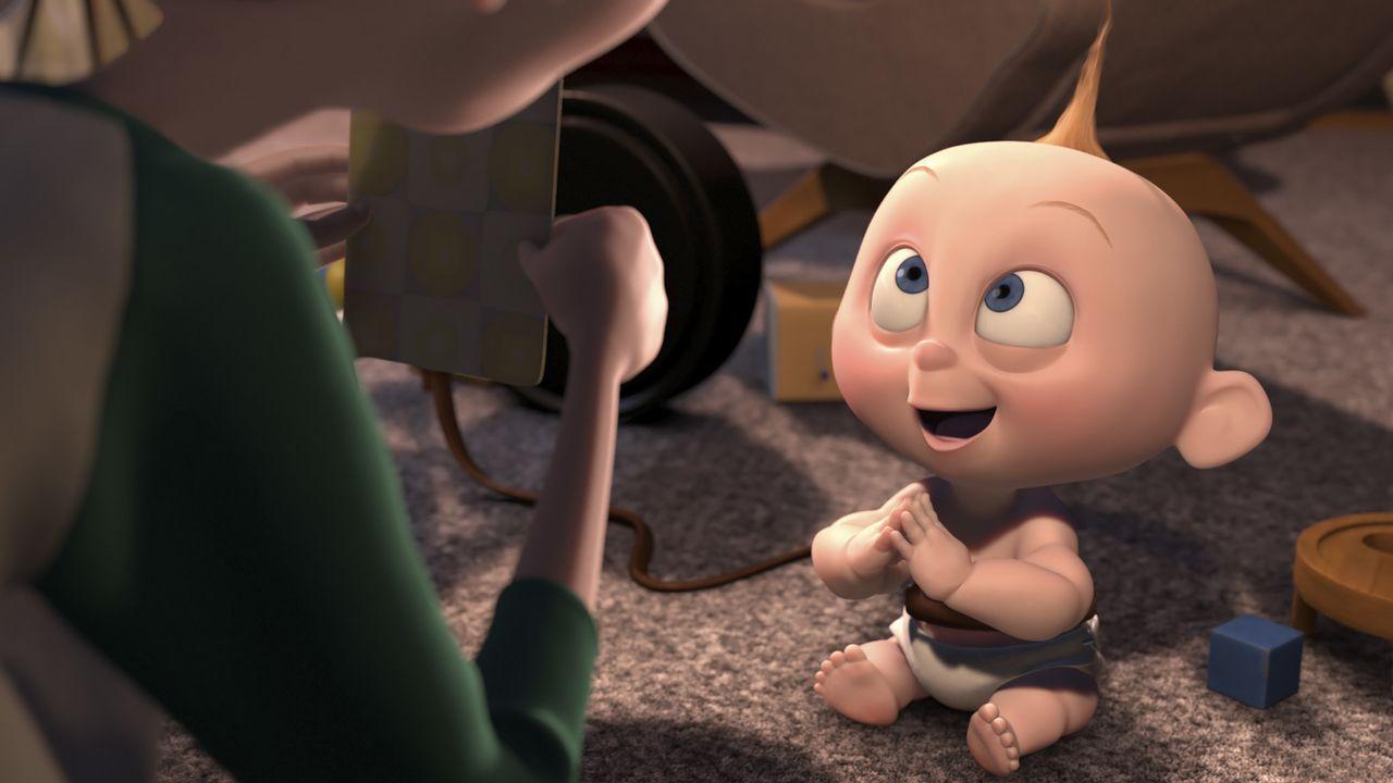 Als Babysitter von Jack-Jack Parr hat man es ganz und gar nicht leicht ... - Bildquelle: Disney/Pixar. All rights reserved