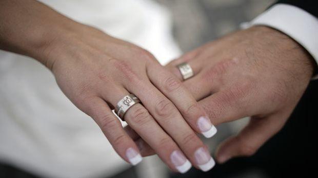 Heirat Eheringe_dpa