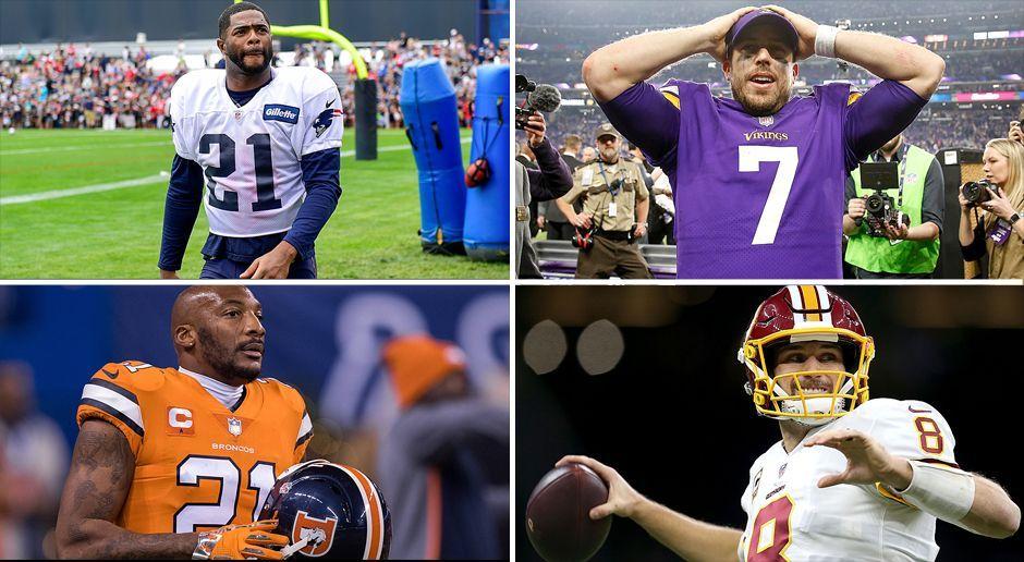 Das sind die Trade-Kandidaten in der NFL 2018 - Bildquelle: Getty Images, imago