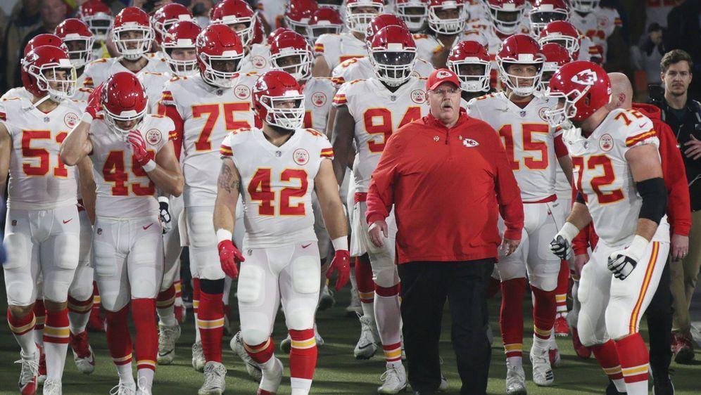 ff9acfc7c Andy Reid und die Chiefs  Wie weit kommen sie diesmal  - Bildquelle  imago