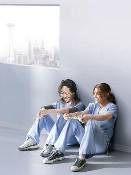 Grey's Anatomy - (8. Staffel) - Liebeschaos, Streitigkeiten und ein Baby: Cri...