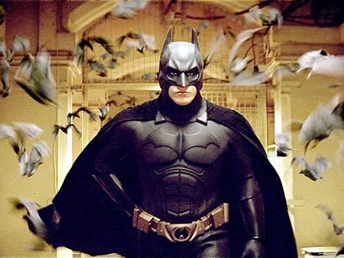 Platz 9: Batman Begins - Bildquelle: dpa