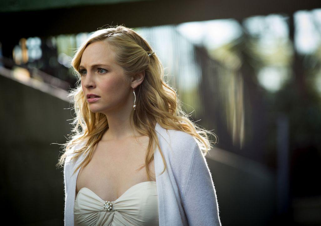 Ihr wahres Wesen kann auch Caroline (Candice Accola) nicht für immer verheimlichen ... - Bildquelle: Warner Brothers
