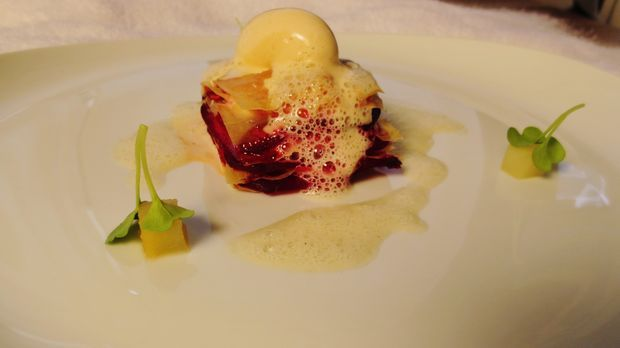 Rote-Beete-Lasagne